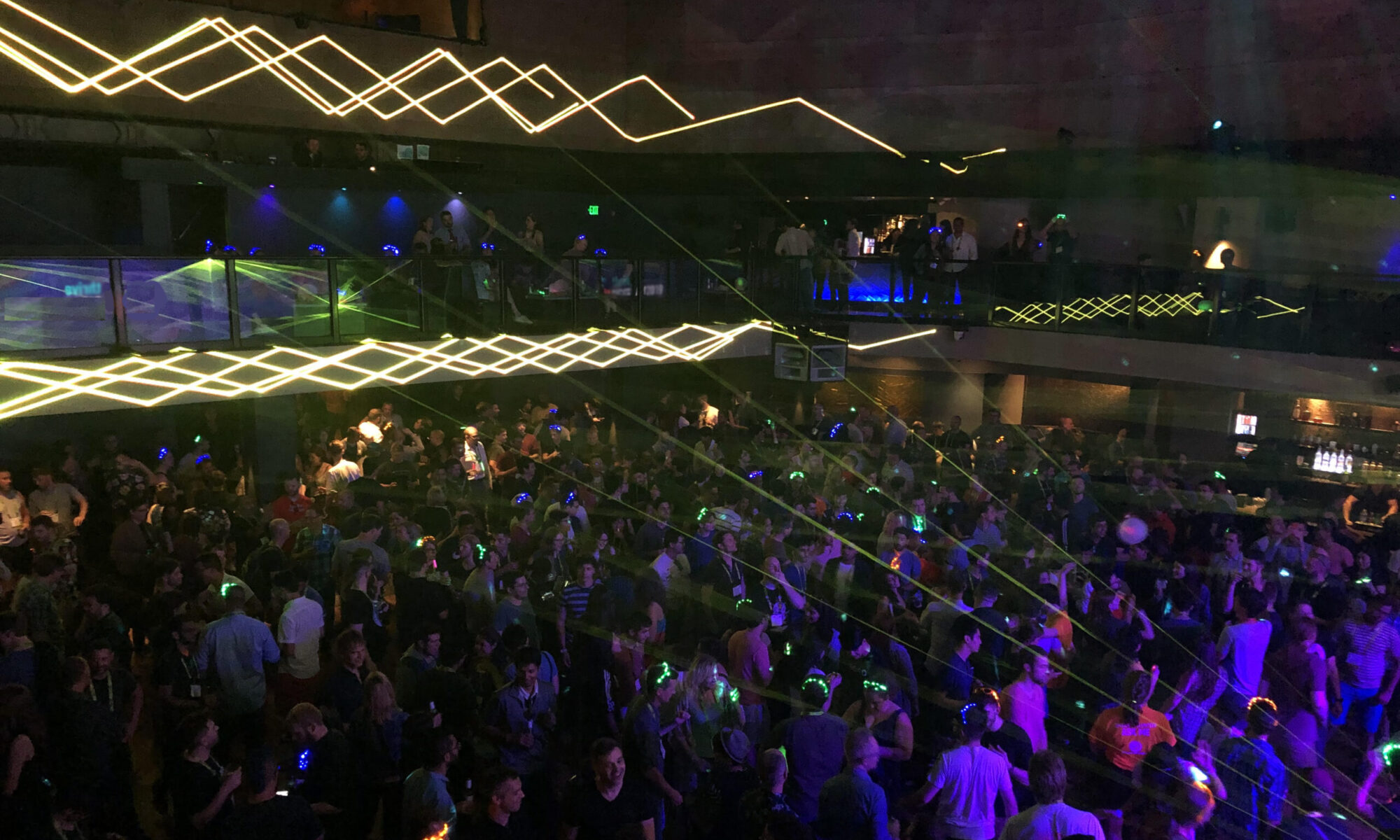ACM SIGGRAPH Chapters Party